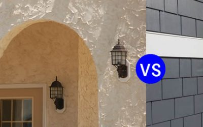 Stucco Or Siding?