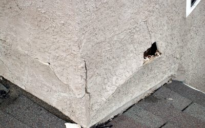 3 Stages of Stucco Failure
